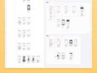 iOS game - UX blueprints
