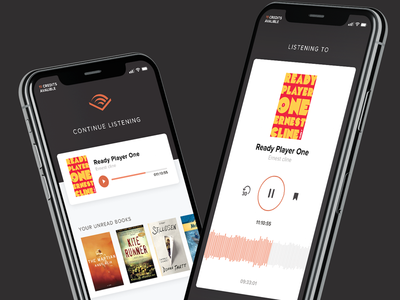 Audible designs, themes, templates and downloadable graphic