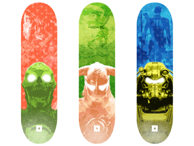 Bethesda Skateboard Project
