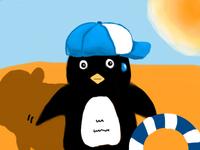 Cap Penguin