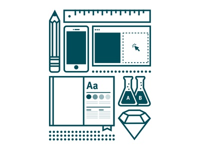 Write, share & learn about ux