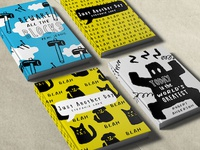 Quirky Book Cover Designs