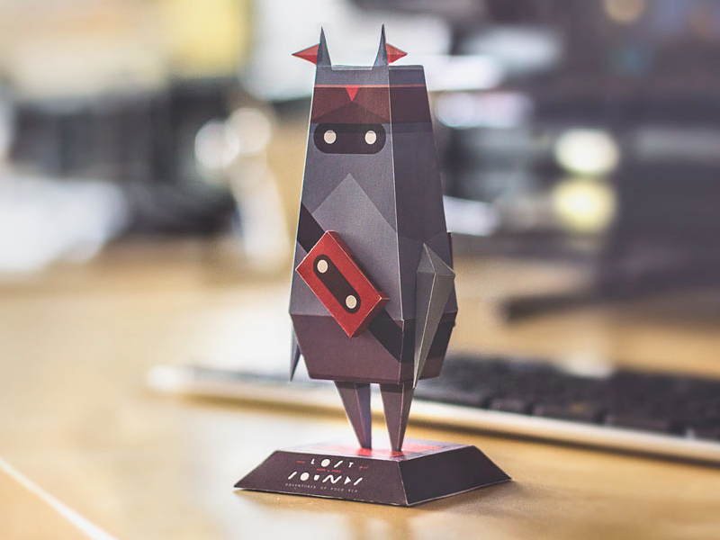 Download Poco Eco Papercraft
