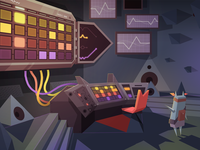 Sequencer Room