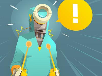 RoboX character concept character art character design drawing comic what! ! mecha robotics artwork robot illustrator ai vector character illustration sekond