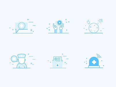 Empty status page Illustrations illustrations icon ui