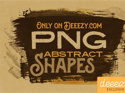 PNG Abstract Shapes