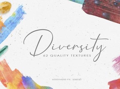 62 Diversity Textures backgrounds background digitalart watercolor