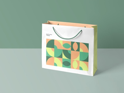 Shopping Bag Mockup digitalart template mockup bagmockup