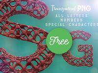 Futuro FREE 3D Lettering