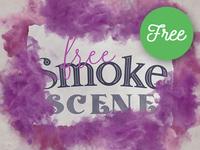 Free Smoke Scene Template
