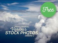 Various Free Stock Photos 2