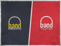Band Together Logo Ideas