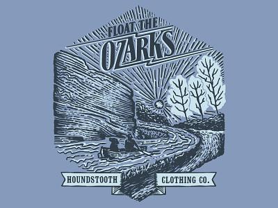 Float The Ozarks float canoe river arkansas