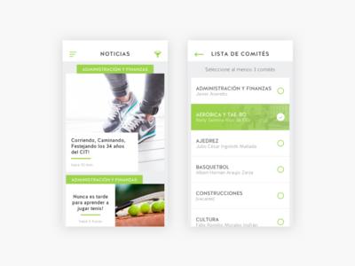 CIT — Mobile App