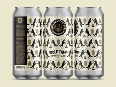 Wolf Camp Packaging