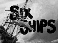 Six Ships Art Concept