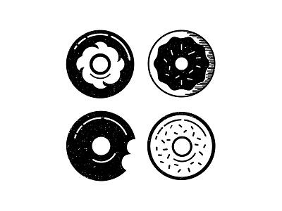 Donut Logos doughnut donut logo
