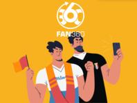 Gianluigi Buffon with a crypto fan