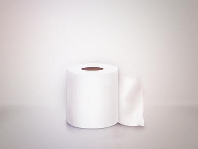 Toilet Paper  toilet paper icon illustration