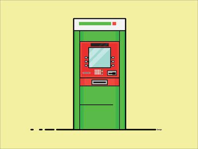K-Bank ATM