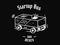 Startupbus Mexico Team logo 🇲🇽