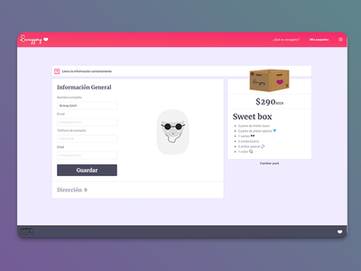 Swaggery Buy Flow 📦 design interface convertion flow