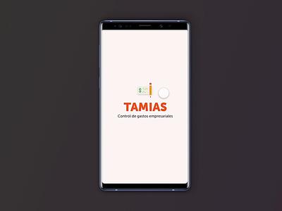 Expenses Control App 💰 concept forms expenses mobile app