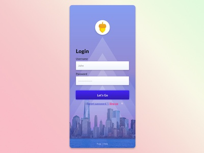 City Nut Login🌰 mobile login dailyui