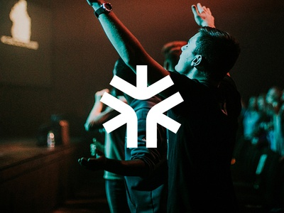Forge Brandmark christian arrows design brand icon brandmark vector identity branding logo youth church