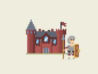 Red Castle & Legionary