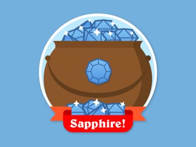 Sapphire!