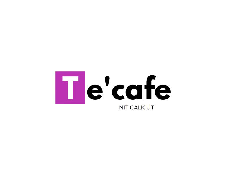 Te'Cafe calicut nit logo tech