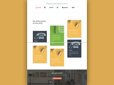 Digital Agency layout web development web design agency digital