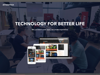 Digital Agency Home Page