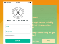 Meeting Scanner