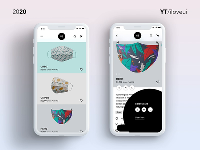 Shopping Mobile App UI/UX Inspiration | Adobe Xd Interaction Des uiux ui interface ecommerce app ecommerce interactive prototype interactive mask landing page interaction page ui app ux
