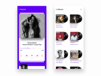 Music App Ui Ux