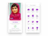 E-Book Reader App UX UI