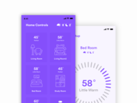 Ac Control App Ui