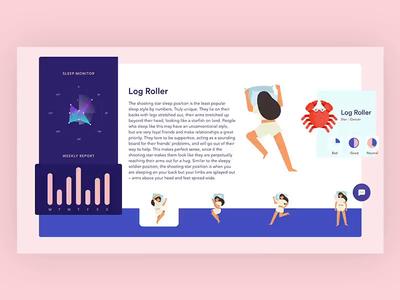 Sleep Fact   Dashboard Animation