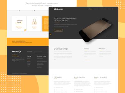 Idealounge Website