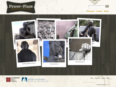 Power of Place Home Page