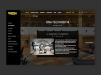 Technogym Corporate Website