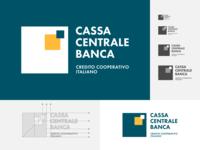 Cassa Centrale Banca brand revamping