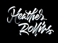 Heather Rollins Script