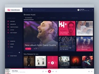 Online Music Streaming Service 02
