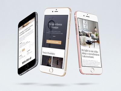 ByLight Online Store 2.0: Mobile