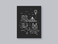 Kyiv illustration