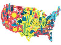 William & Mary – US Alumni Map